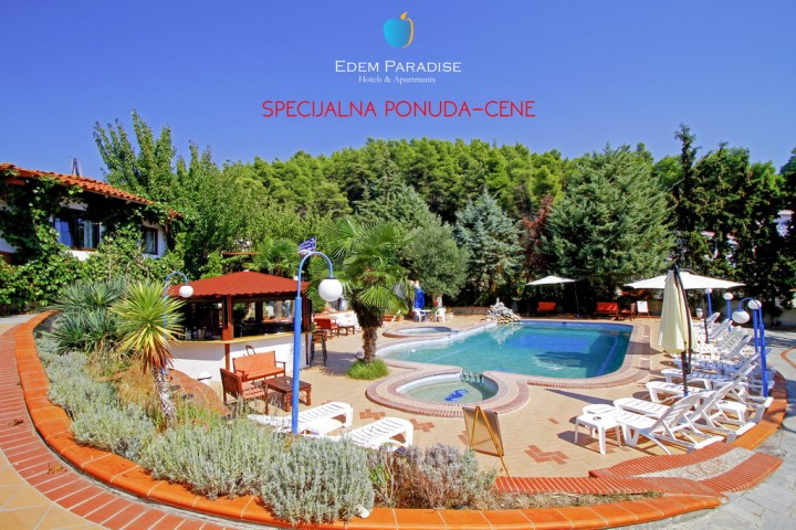 Edem Paradise Hotel & Apartments