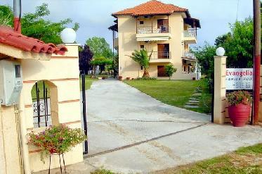 Evangelia's Family House