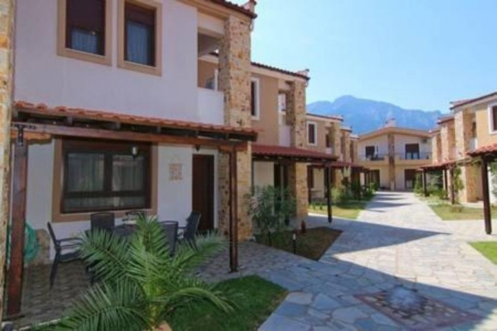 Golden Blue Villa