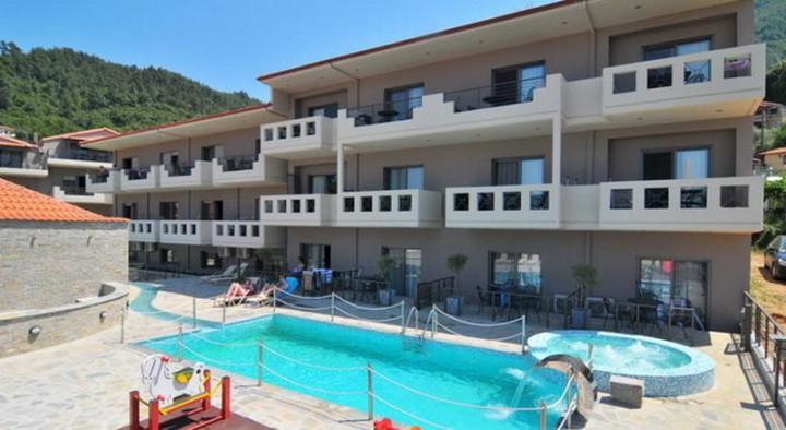 Ntinas Filoxenia Apartments