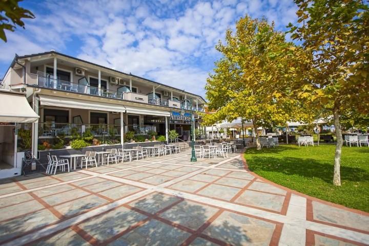 Amalia Mare & Cafe Bistro