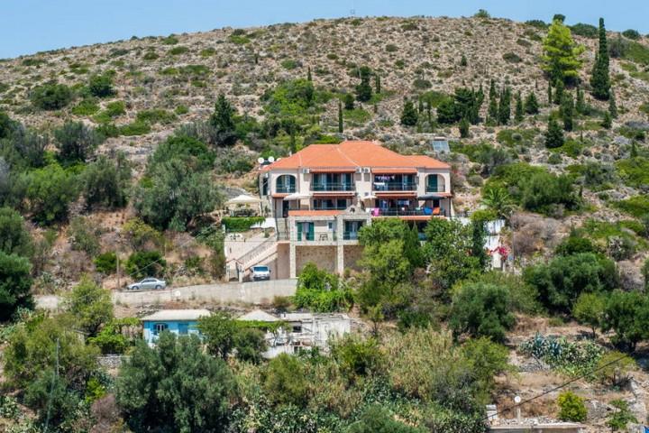 Niriides Apartments Kefalonia