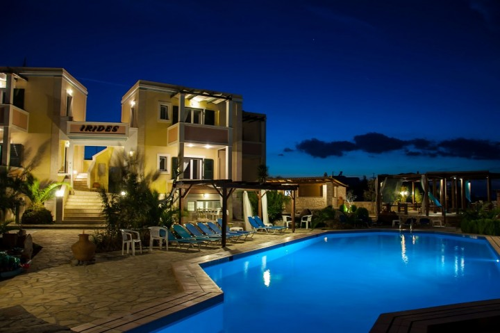 Irides Beach Hotel