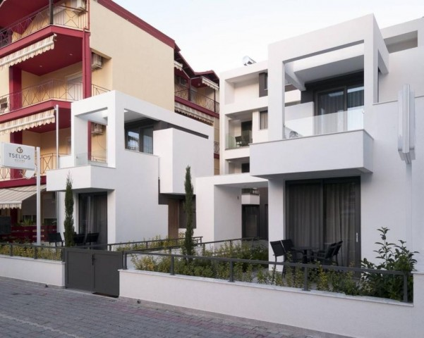 Olympos Suites Apartments