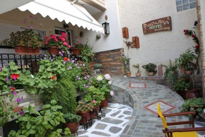 Hotel Akrotiri Marmaras