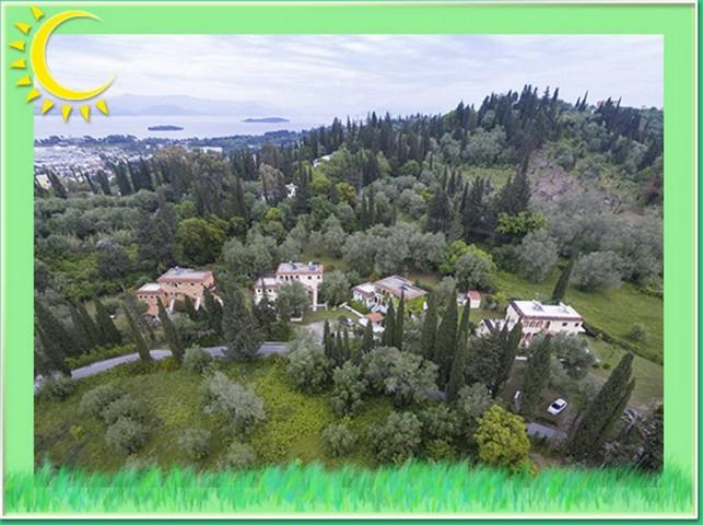 Green Corner Villas