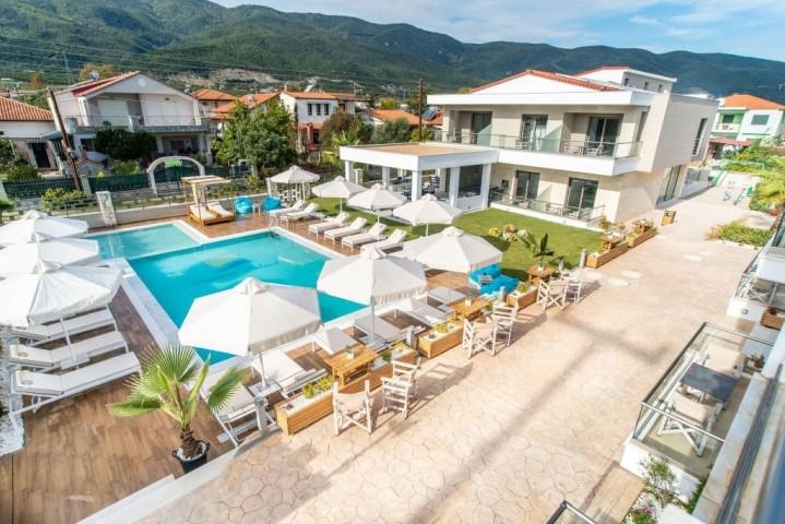 Lagaria Luxury Rooms & Apartments