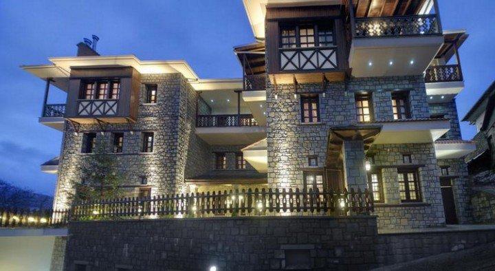 Aroma Dryos Hotel