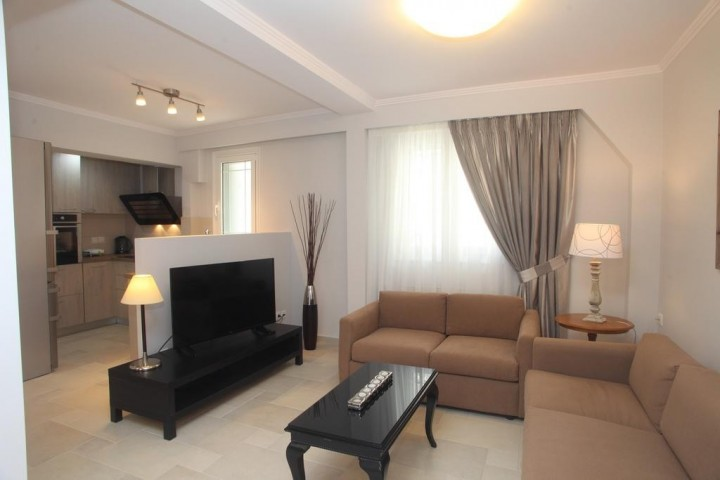 Althea City Apartment