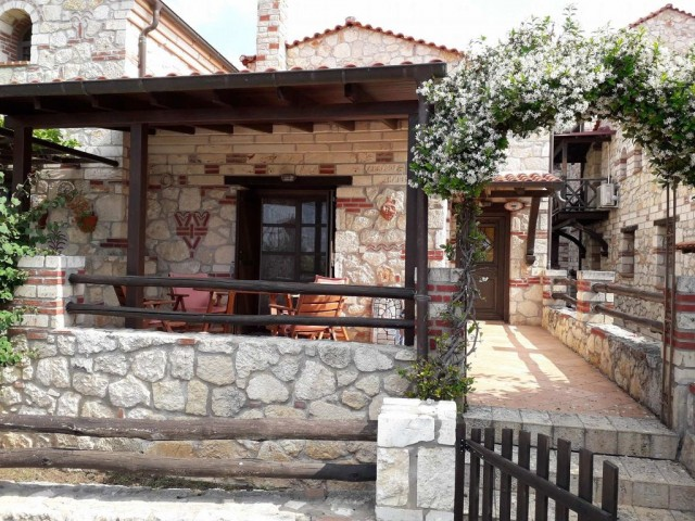 Kleio's Stone Home