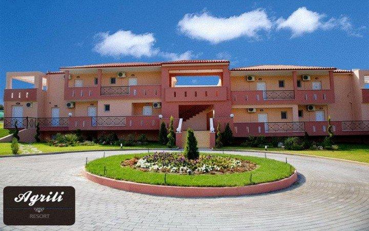 Agrili Apartments Resort