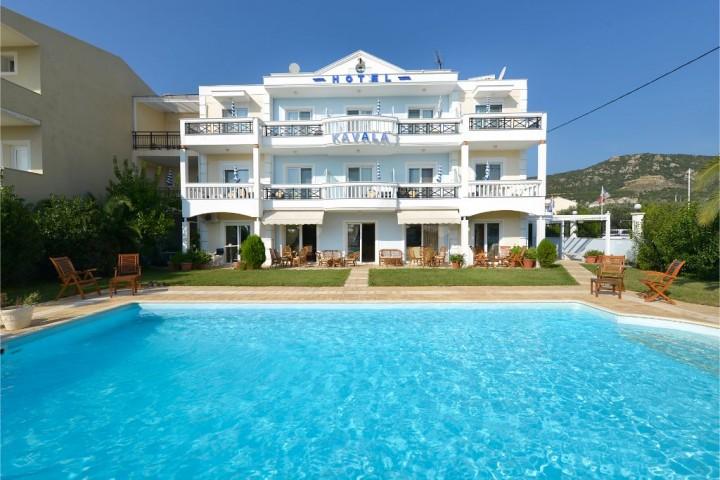 Kavala Beach Hotel Apartments